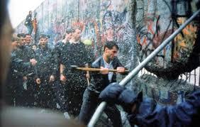 muro de berlin caida